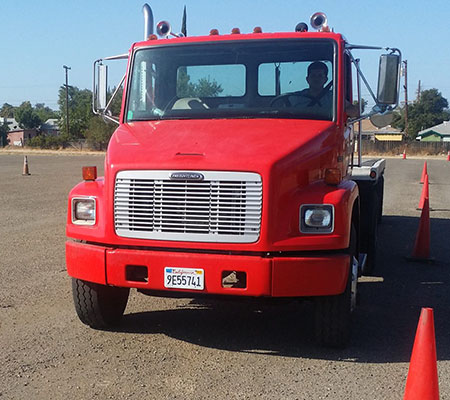 Become A Commercial Driver & Get your Class A & B Manteca CA
